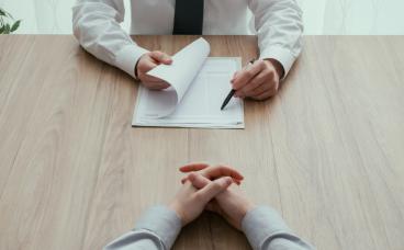 zmiana pracy a kredyt hipoteczny- rozmowa rekrutacyjna