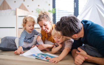 rodzina książeczka