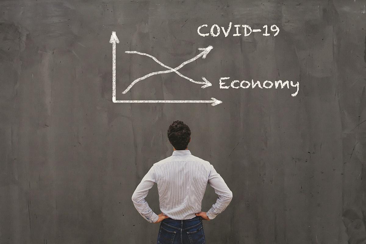 gospodarka i sektor finansowy a koronawirus